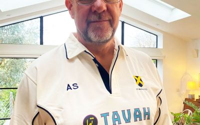 Tavah are now sponsoring St Albans Cricket Club!